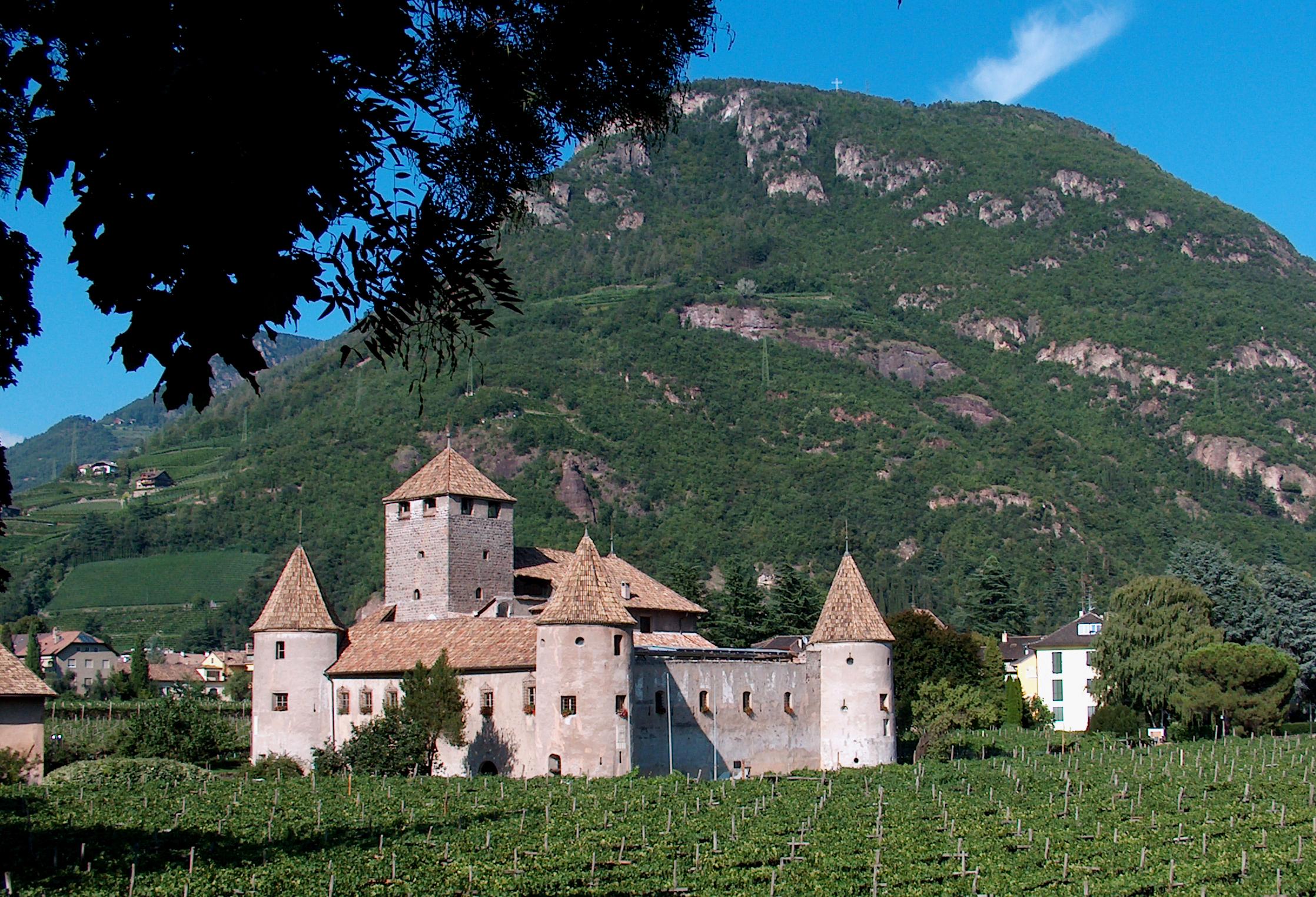Castel Mareccio in Bolzano, Alto Adige