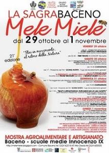 Sagra Mele e Miele a Baceno (Piemonte) 2010